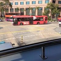 Photo taken at Tampines Bus Interchange by Jay C. on 7/26/2012