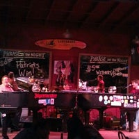 Photo taken at Savannah Smiles Dueling Pianos by Brian L. on 2/3/2012