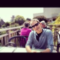 Photo taken at Mendocino Cafe by Garrett G. on 8/18/2012