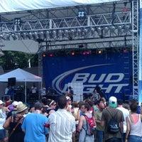 Photo taken at Bunbury Music Festival by Ian O. on 7/15/2012