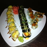 Photo taken at Izziban Sushi by Gabriela L. on 6/11/2012