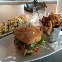Photo taken at Ava Kitchen & Whiskey Bar by Veso K. on 5/24/2012