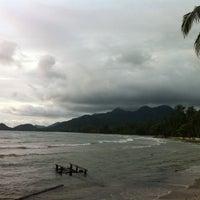 Photo taken at Magic Resort Koh Chang by Milk'xuka M. on 7/5/2012