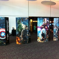 Photo taken at Regal Cinemas College Station 14 by Kevin P. on 5/4/2012