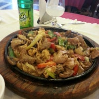 Photo taken at Restaurant Casa China by oscar c. on 7/2/2012