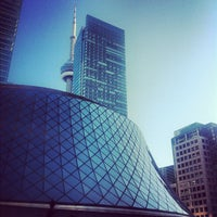 Photo taken at Roy Thomson Hall by Nadia N. on 9/11/2012