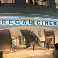 Photo taken at Regal Cinemas Atlas Park 8 by Jon T. on 7/20/2012