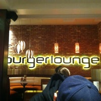 Photo taken at Burger Lounge West Hollywood by Rebecca P. on 3/3/2012
