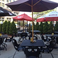 Photo taken at The Over/Under Bar & Grill by Krissy on 7/28/2012