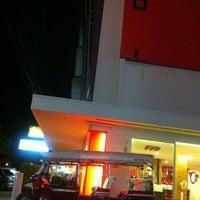 Photo taken at al•fres•co hotel by Fann on 9/10/2012