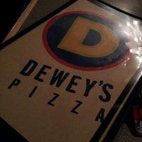 Photo taken at Dewey's Pizza by Matthew P. on 8/30/2012