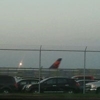 Photo taken at MSP Airport Cell Phone Lot by Kyle T. on 3/25/2012