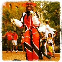 Photo taken at Embassy Of The Republic of Trinidad and Tobago by Adam G. on 5/5/2012