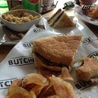 Photo taken at Cochon Butcher by Lon M. on 6/8/2012