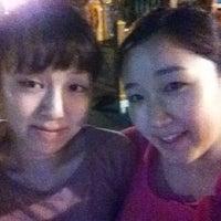 Photo taken at 놀이터(충현교회 부근) by Soorin S. on 6/23/2012