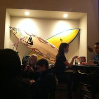 Photo taken at Wahoo's Tacos & More by David K. on 3/10/2012