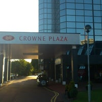 Photo taken at Crowne Plaza Hotel by Raied A. on 6/19/2012