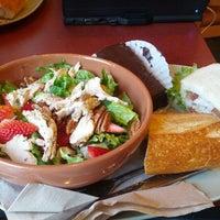 Photo taken at Panera Bread by Dereck J. on 6/3/2012