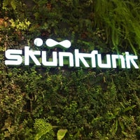 Photo taken at Skunkfunk Store Barcelona by Joao Z. on 4/10/2012