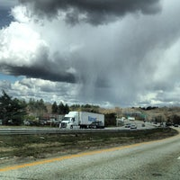 Photo taken at Route 128 by Jim on 4/12/2012