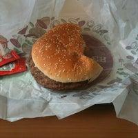 Photo taken at Burger King by César O. on 8/2/2012