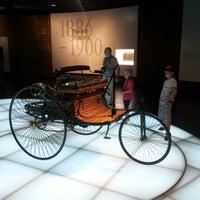 Das Foto wurde bei Mercedes-Benz Museum von Ilya A. am 8/26/2012 aufgenommen