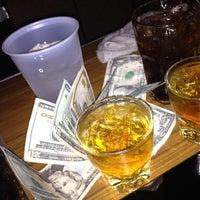 Photo taken at Knight Cap Bar & Lounge by Alyssa F. on 4/30/2012