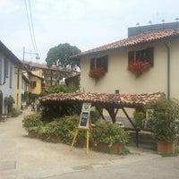 Photo taken at Vicolo dei Lavandai by Aldo C. on 6/24/2012
