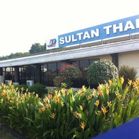 Photo taken at Bandara Sultan Thaha Syaifuddin (DJB) by Tulus on 6/21/2012