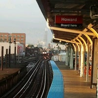 Photo taken at CTA - Wilson by Victor S. on 7/31/2012