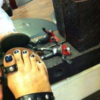 Photo taken at Salon Pure by Shara B. on 5/4/2012
