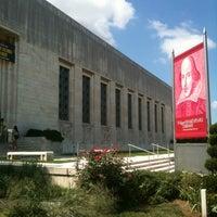 Photo taken at Folger Shakespeare Library by Lauren S. on 8/18/2012
