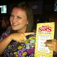 Photo taken at Big Sam's by Kylie M. on 7/13/2012