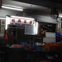 Photo taken at Lee Heng Restaurant by Bryan T. on 4/14/2012
