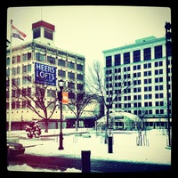Photo taken at Park Central Square by Brad M. on 2/13/2012