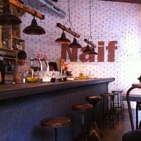 Photo taken at Naif Sandwich & Bar by Eleazar S. on 4/29/2012