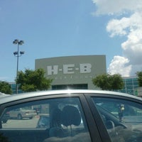 Photo taken at H-E-B by Mrs W. on 6/17/2012