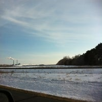 Photo taken at Monticello Nuclear Generating Plant by Kari N. on 3/4/2012