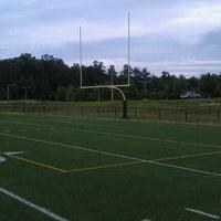 Photo taken at Warhill High School by Elliott H. on 8/19/2012