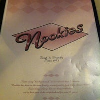 Photo taken at Nookies Tree Restaurant by Blah B. on 6/4/2012