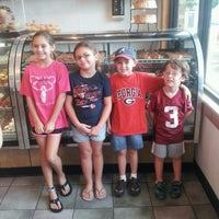 Photo taken at Cothran's Bakery by Amy R. on 9/8/2012