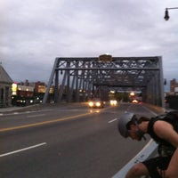 Photo taken at 145th Street Bridge by Kate H. on 9/3/2012