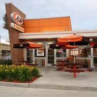 Photo taken at A & W by Heidi K. on 6/18/2012