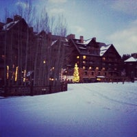 Photo taken at The Ritz-Carlton, Bachelor Gulch by Danielle R. on 2/10/2012