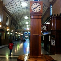 Photo taken at Adelaide Railway Station by Greg B. on 3/30/2012