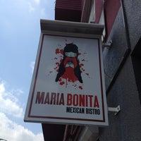 Photo taken at Maria Bonita by Manuel G. on 7/6/2012