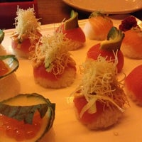 Photo taken at Momo Sushi Shack by Alan Lester D. on 9/11/2012