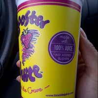 Photo taken at Booster Juice by Diza F. on 7/20/2012