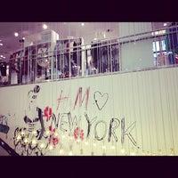 Photo taken at H&M by Brandon on 8/22/2012