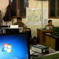 Photo taken at Dinas Bina Marga & Pengairan Tangerang Selatan by Winda K. on 5/23/2012